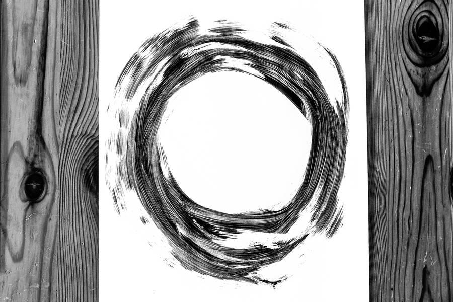 Round Stroke Frame free texture
