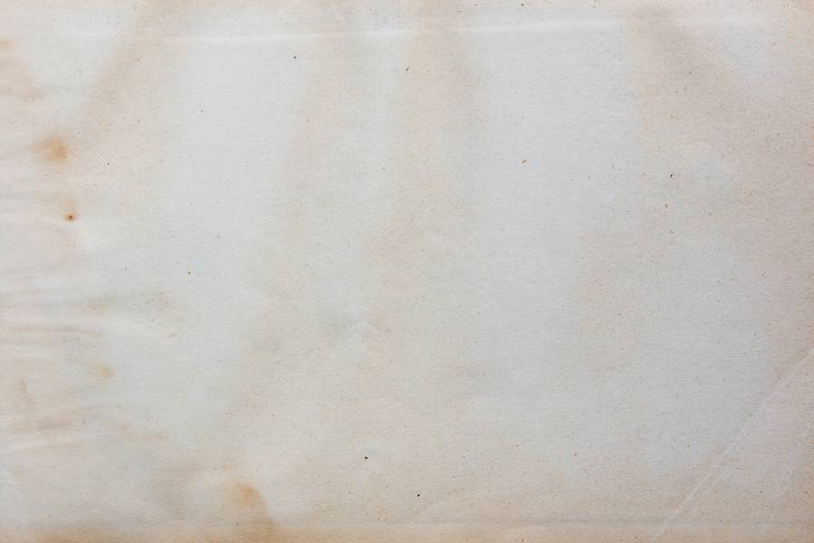 Old Yellowed Paper free texture