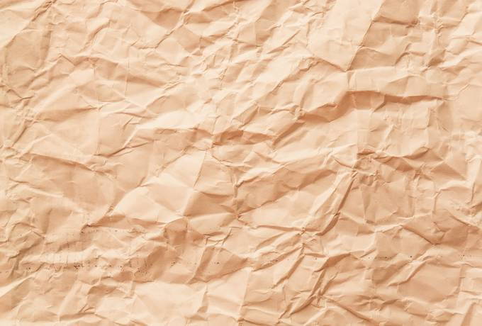 free Crumpled Piece of Paper texture