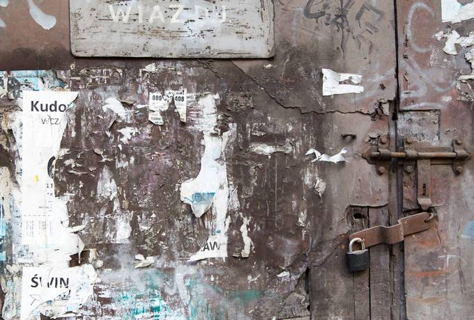 free dirty shabby door texture