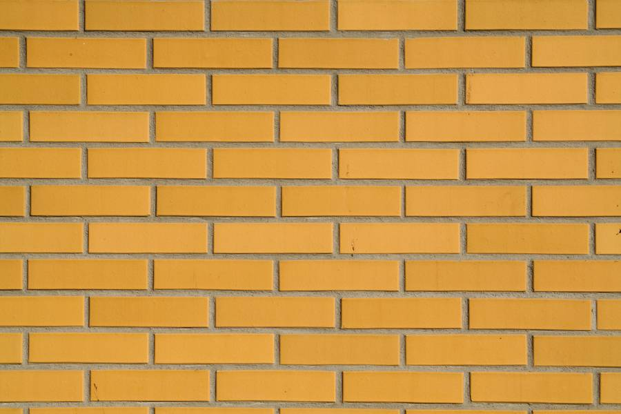 yellow wall brick free texture