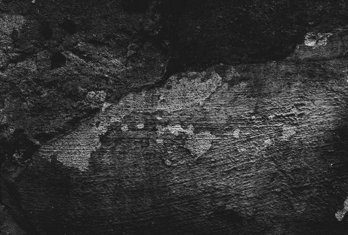 Dark Black and Grunge Wall