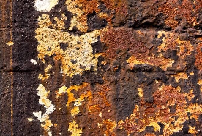 free rusty concrete peeling texture