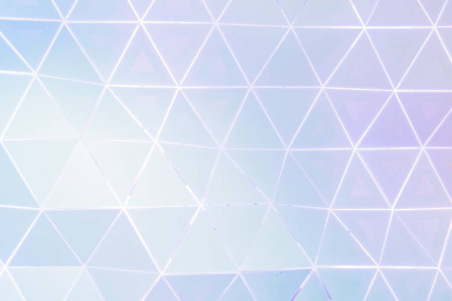 Abstract Pattern with Pastel Triangles free texture