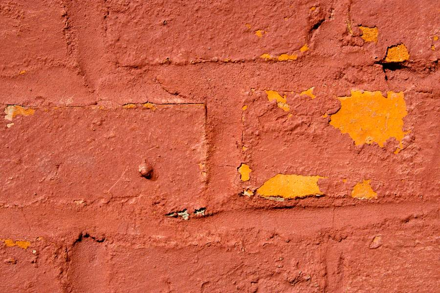 paint brick wall free texture