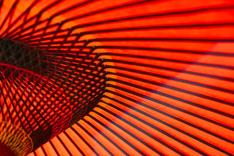 Red and Orange Abstract free texture