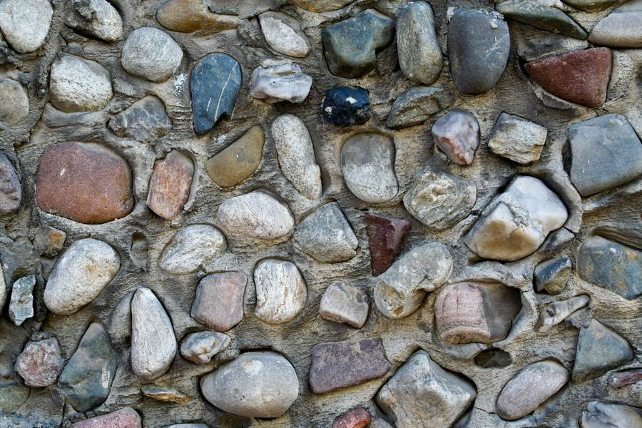 Wall Stone Closeup - Free Texture