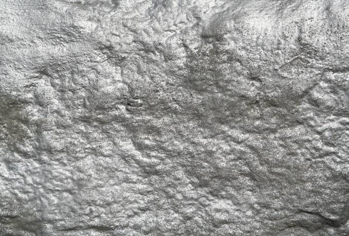 free silver wall rough texture