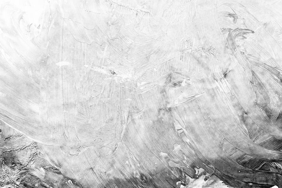 Black and White Abstract Paint free texture