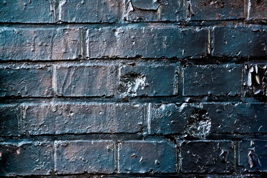 paint shiny brick free texture
