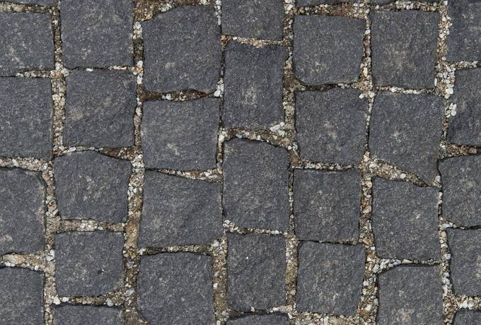 paving stone ground