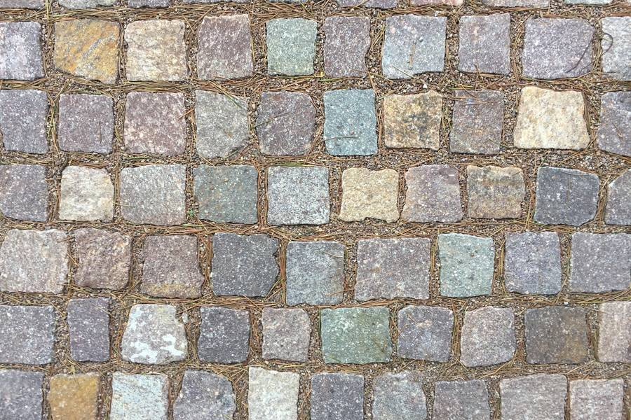 Cobblestone Footpath free texture