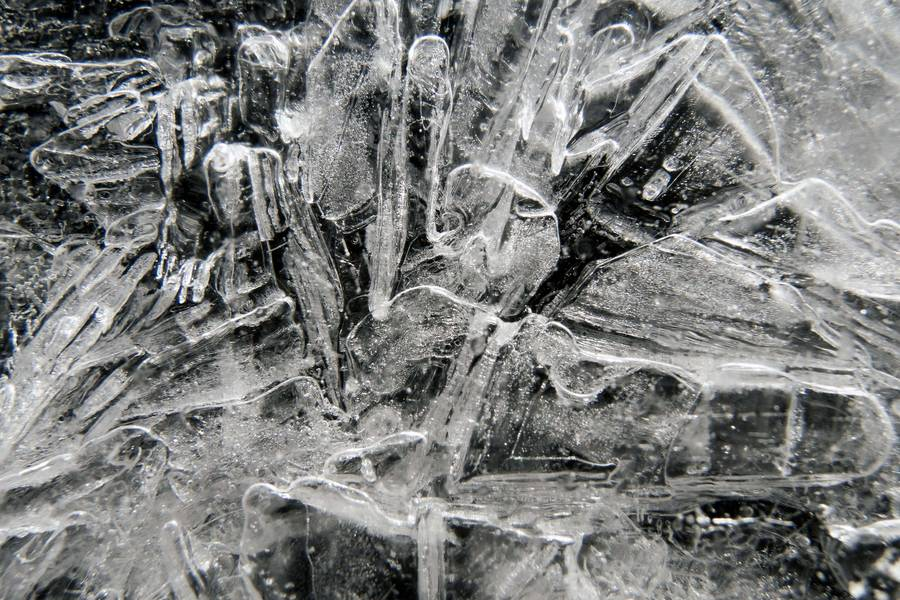Ice Surface free texture
