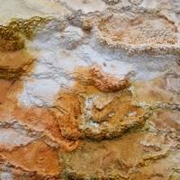 Orange Stone Mineral