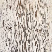 White Painted Wood Plank