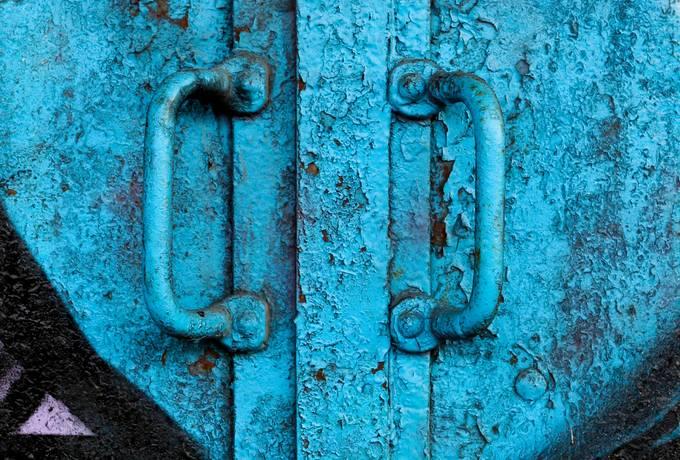 door lock handle