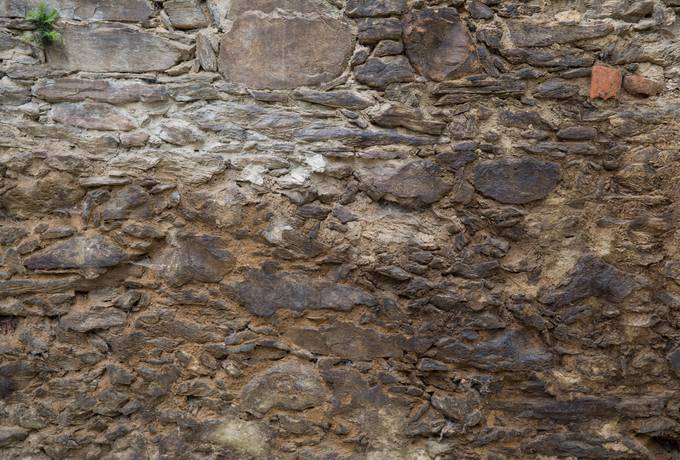 free stone outdoor wall texture