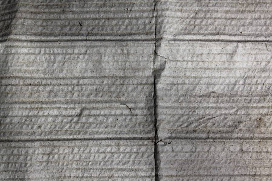 old corrugated cardboard free texture
