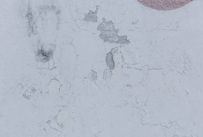 Grunge Peeling Plaster Wall