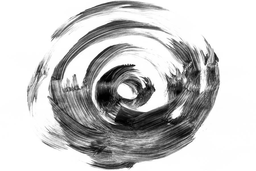 Swirl Acrylic Stroke free texture