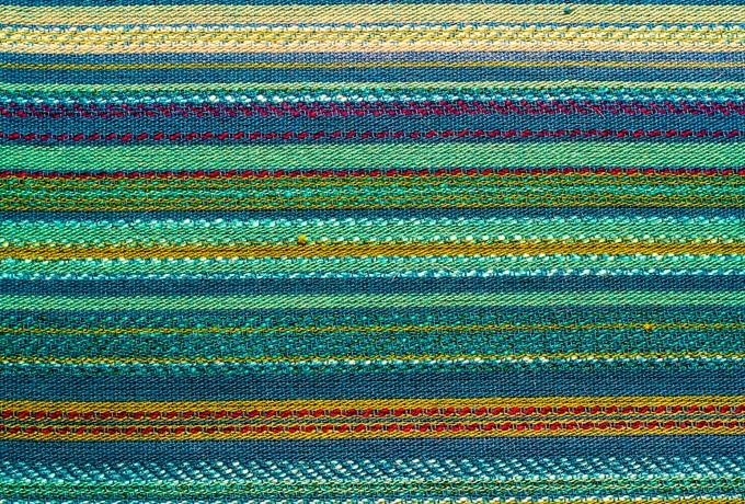 textile fabric striped