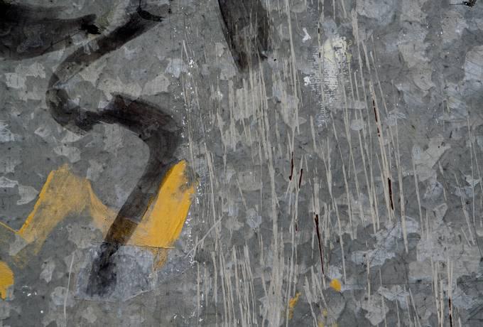 scratched galvanized grunge
