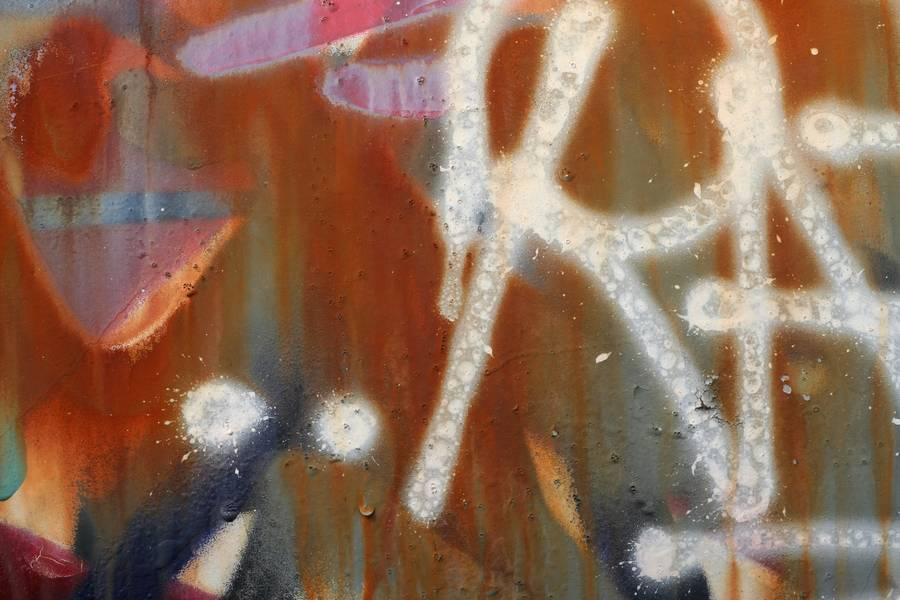 graffiti metal splatter free texture