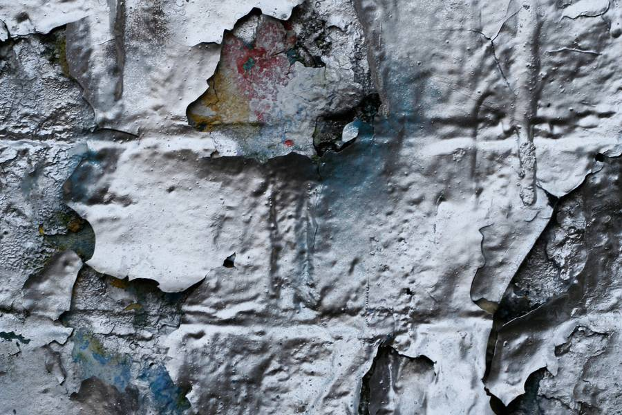 metallic paint peeling free texture