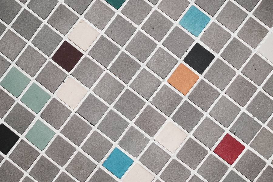 Gray Tiles Squares Pattern free texture