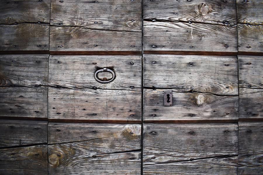 Wood Old Door free texture