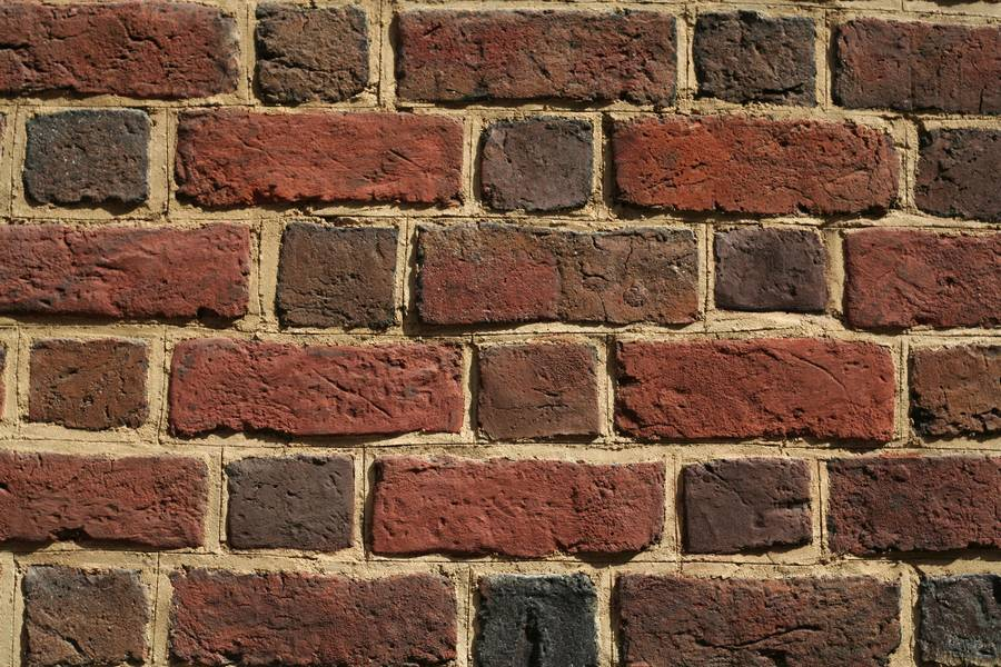 renovated wall brick free texture