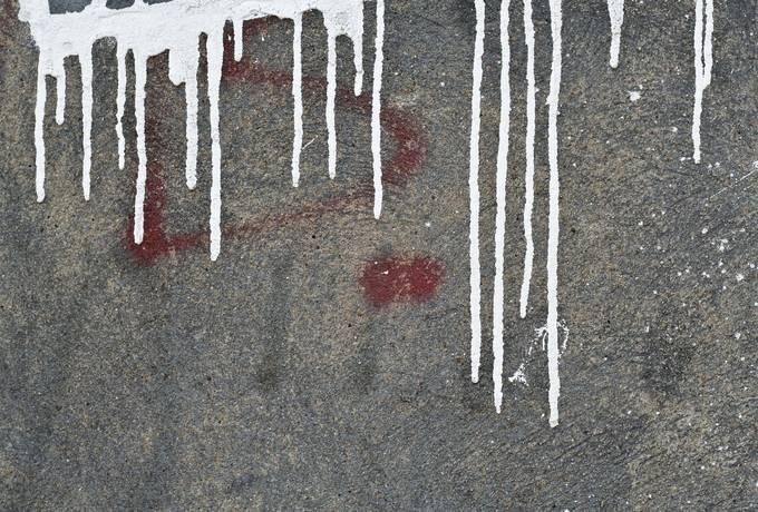 wall splatter plaster