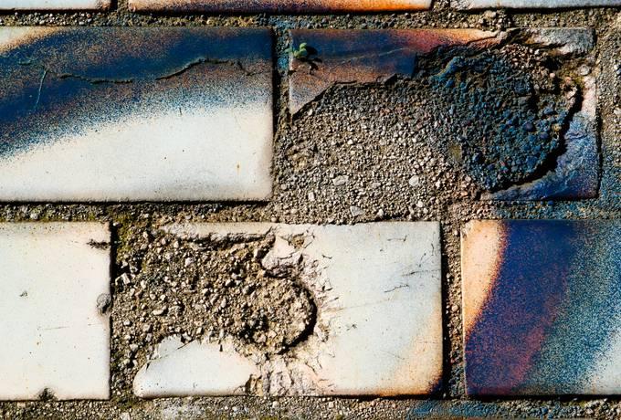 grunge wall brick