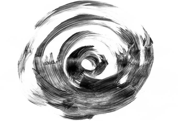 Swirl Acrylic Stroke