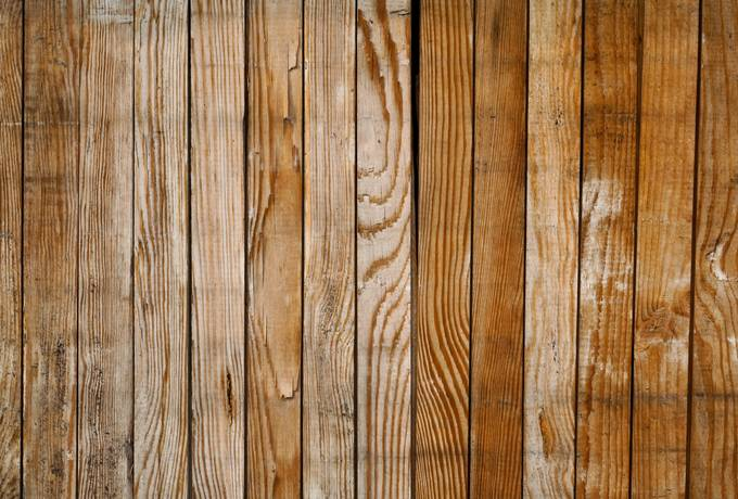 weathered outdoors wood