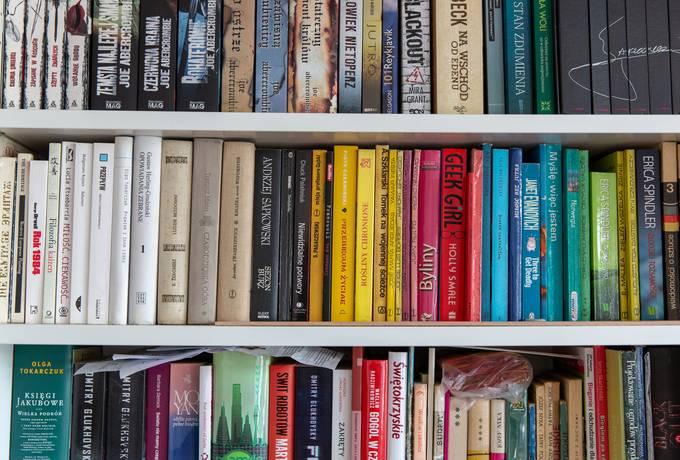 free Bookshelf texture