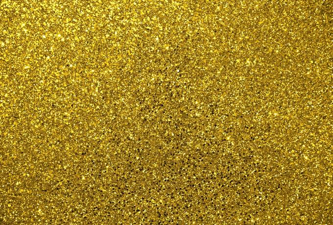 Glitter Gold Background