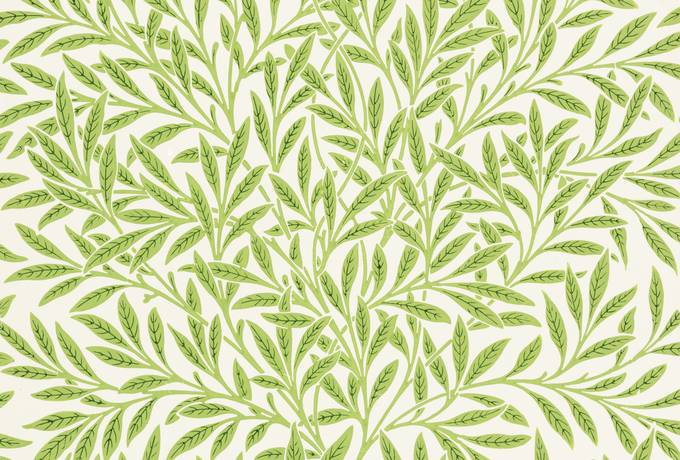 free Willow Pattern by William Morris texture