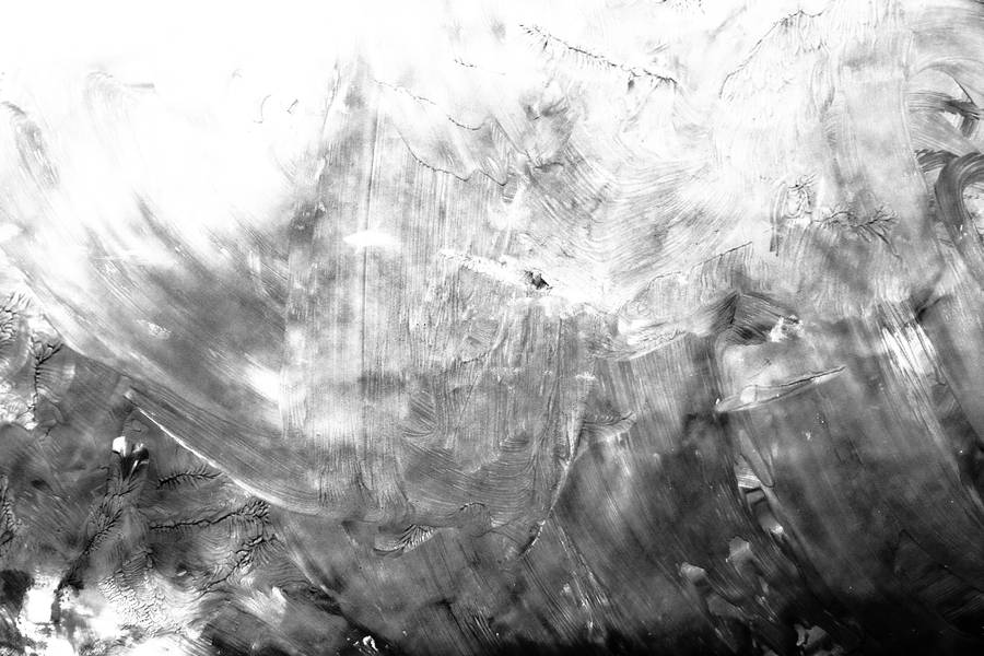 Black and White Painted Background free texture