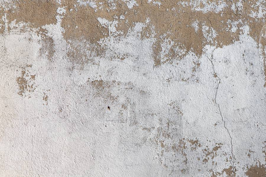 White Grunge Wall with Beige Elements free texture