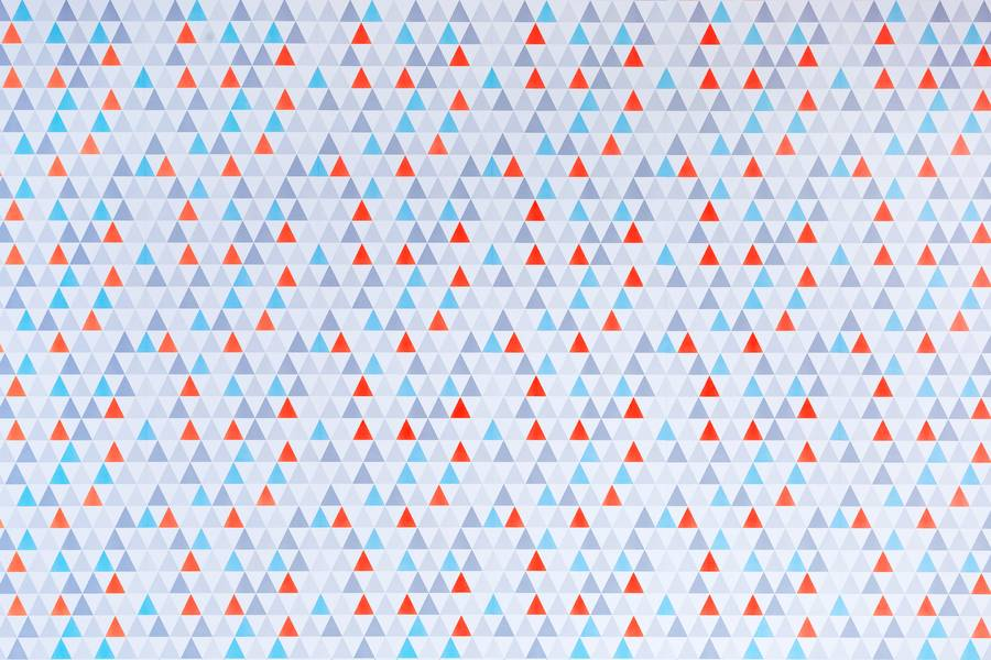 Geometric Abstract Triangle Pattern free texture