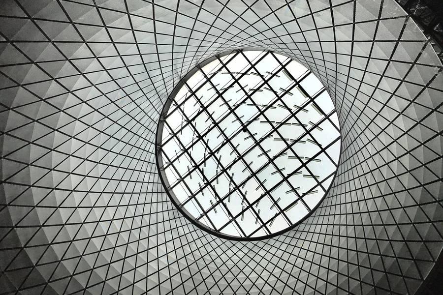Geometric Dome free texture