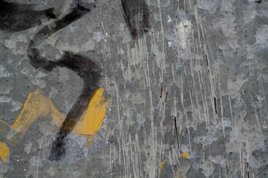 scratched galvanized grunge free texture