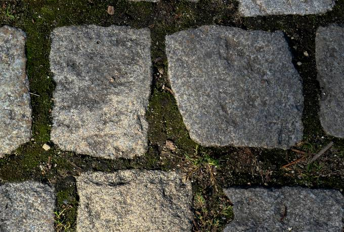 free cobblestone closeup ground texture
