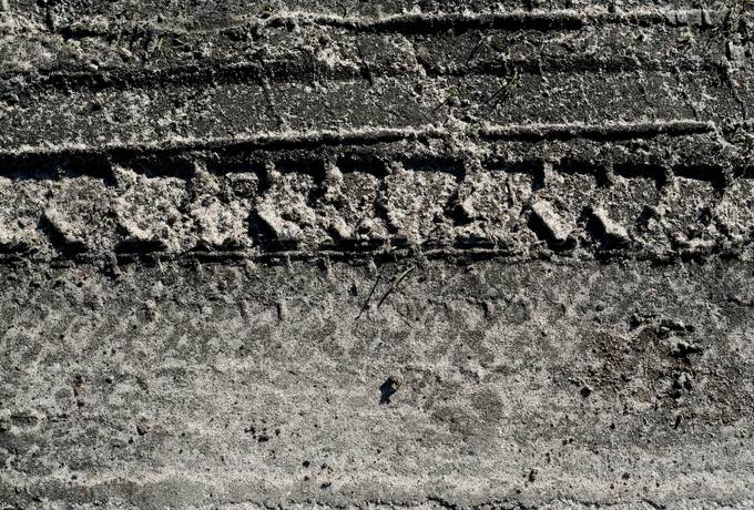 free track print road texture