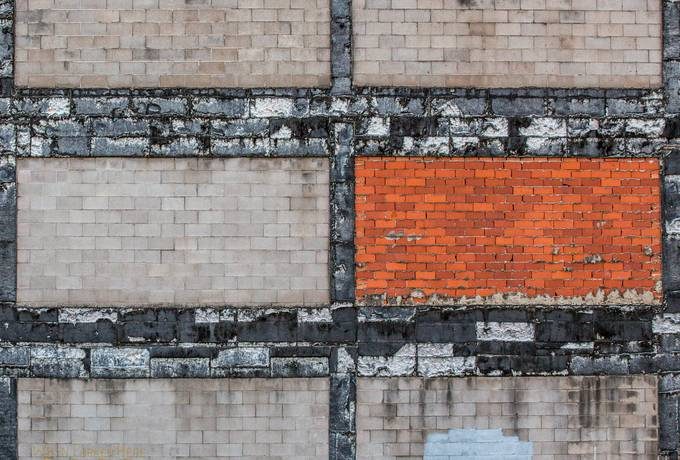 free Different Color Brick Wall texture
