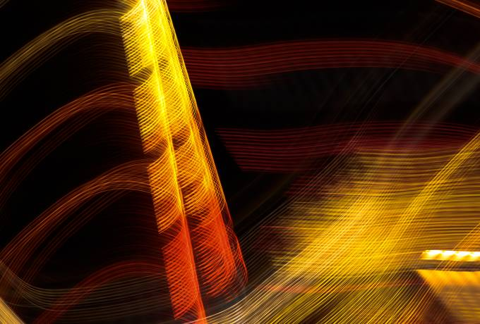 free night abstract illumination texture
