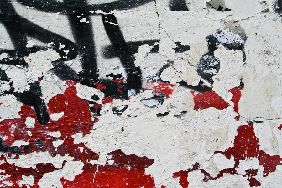 wall graffiti peeling free texture