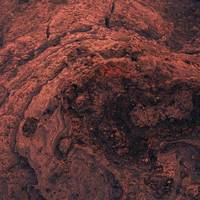 Volcanic Brown Rock