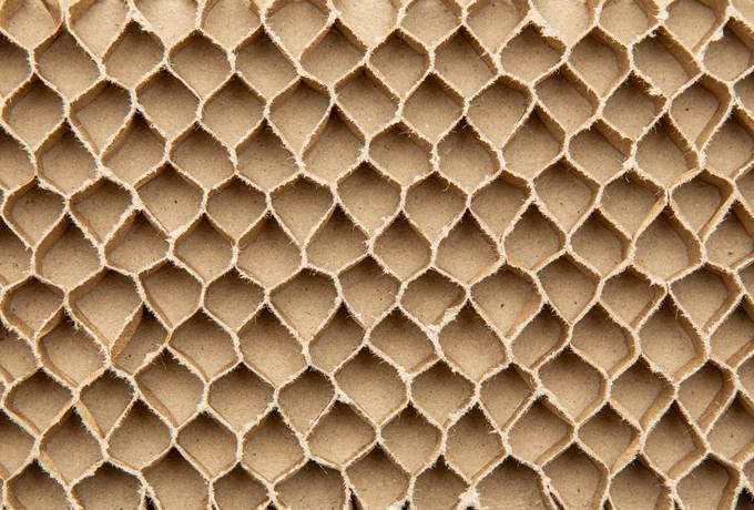 Brown Cardboard Polystyrene